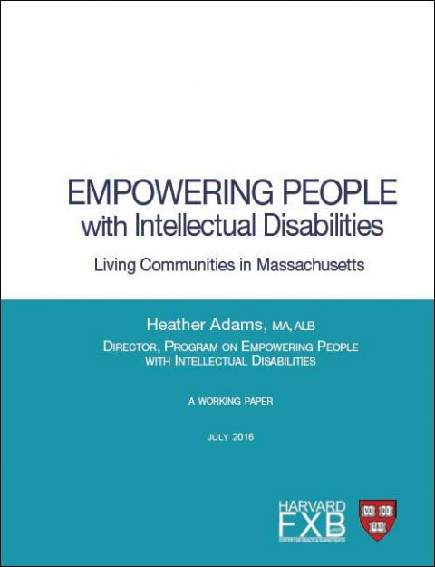 essays on intellectual disability Read this full essay on intellectual disabilities in reading chapter 8 on  intellectual disabilities, i found that the field of intellectual disabilities has.