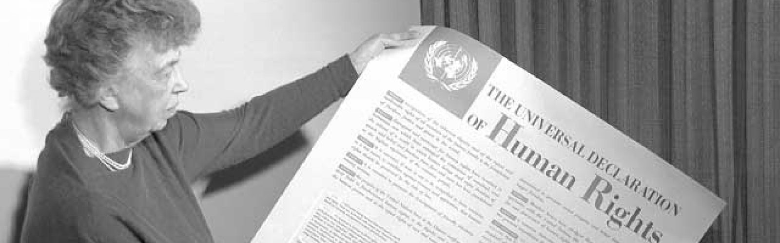 70 years since UDHR