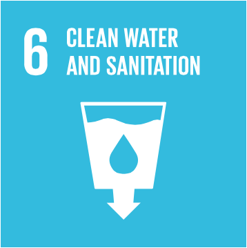 SDG goal 6: clean water and sanitation