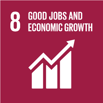 SDG Goal 8: Good Jobs and Economic Growth