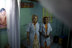 Bangladesh midwife midwives health center hospital maternal mortality health care