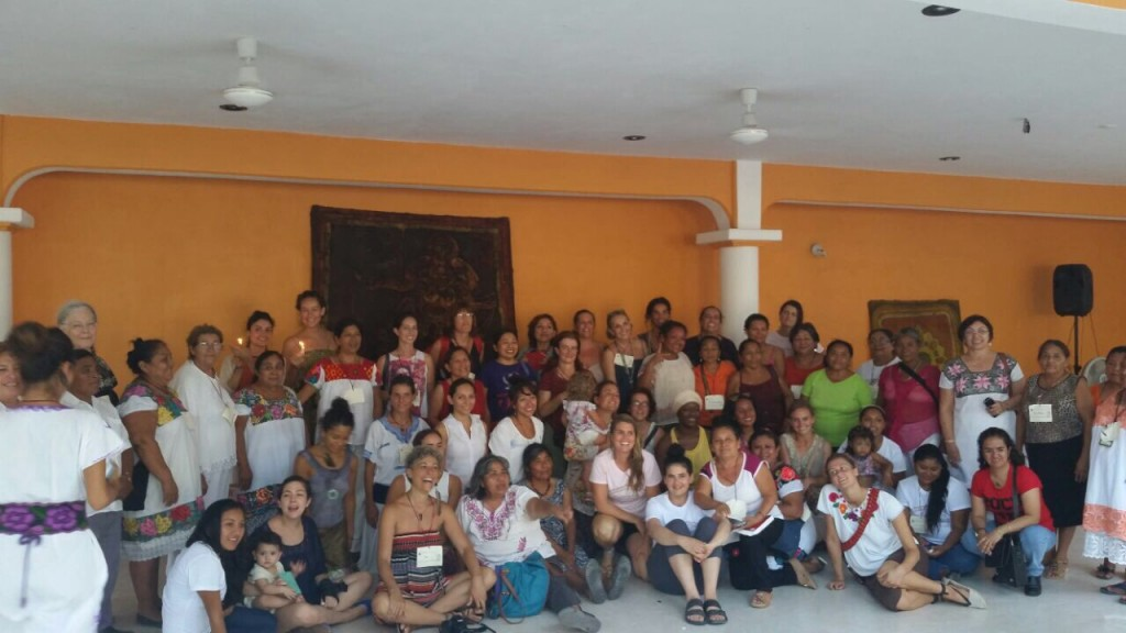 mexican midwifery association tulum midwives mexican regional forum maternal mortality