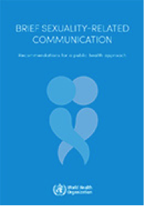 Brief sexuality-related communication world health organization guideline