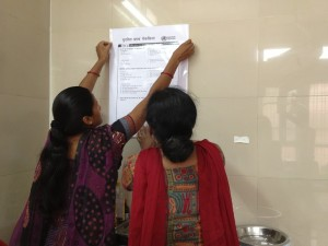 Safe Childbirth Checklist India BetterBirth maternal newborn neonatal mortality