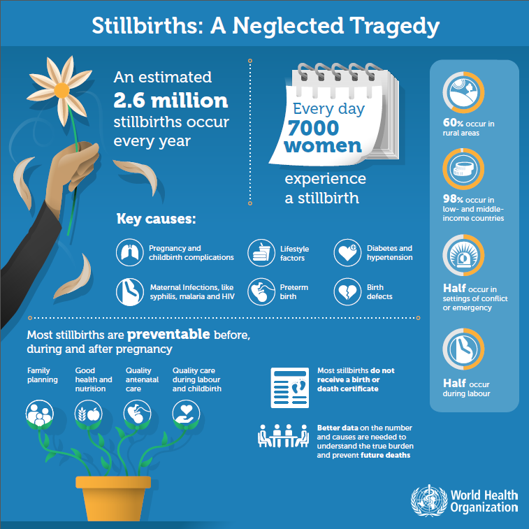 Stillbirths: A Neglected Tragedy