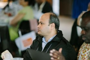 Hemant Shah is Chief of Party, Technical Support Unit for CARE