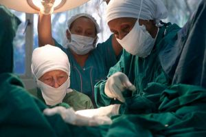 Africa Partnerships Hamlin Fistula 9 © 2009 Department of Foreign Affairs and Trade, used under a Creative Commons Attribution License 2.0