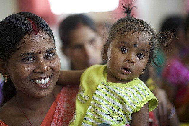 All mothers deserve to be treated with Quality, Equity and Dignity. Photo: WRA India.