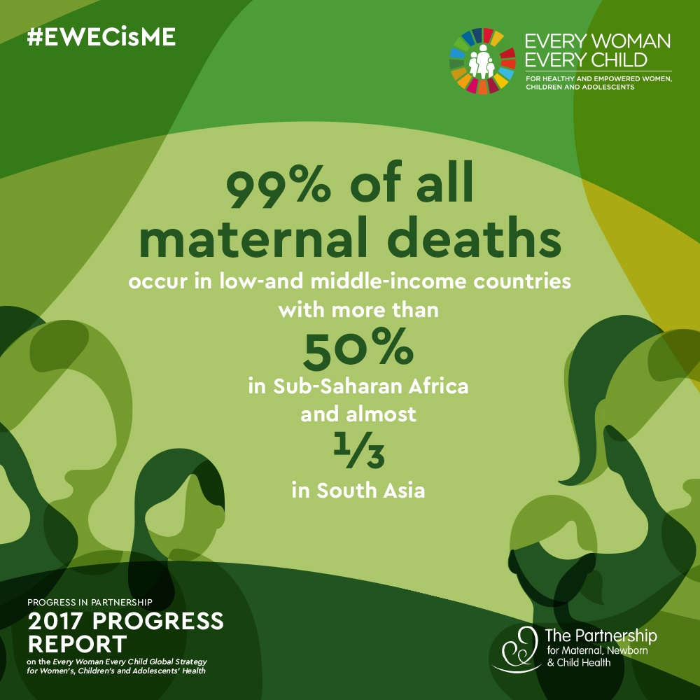 Progress Report on the EWEC Global Strategy for Women's, Children's and Adolescents' Health