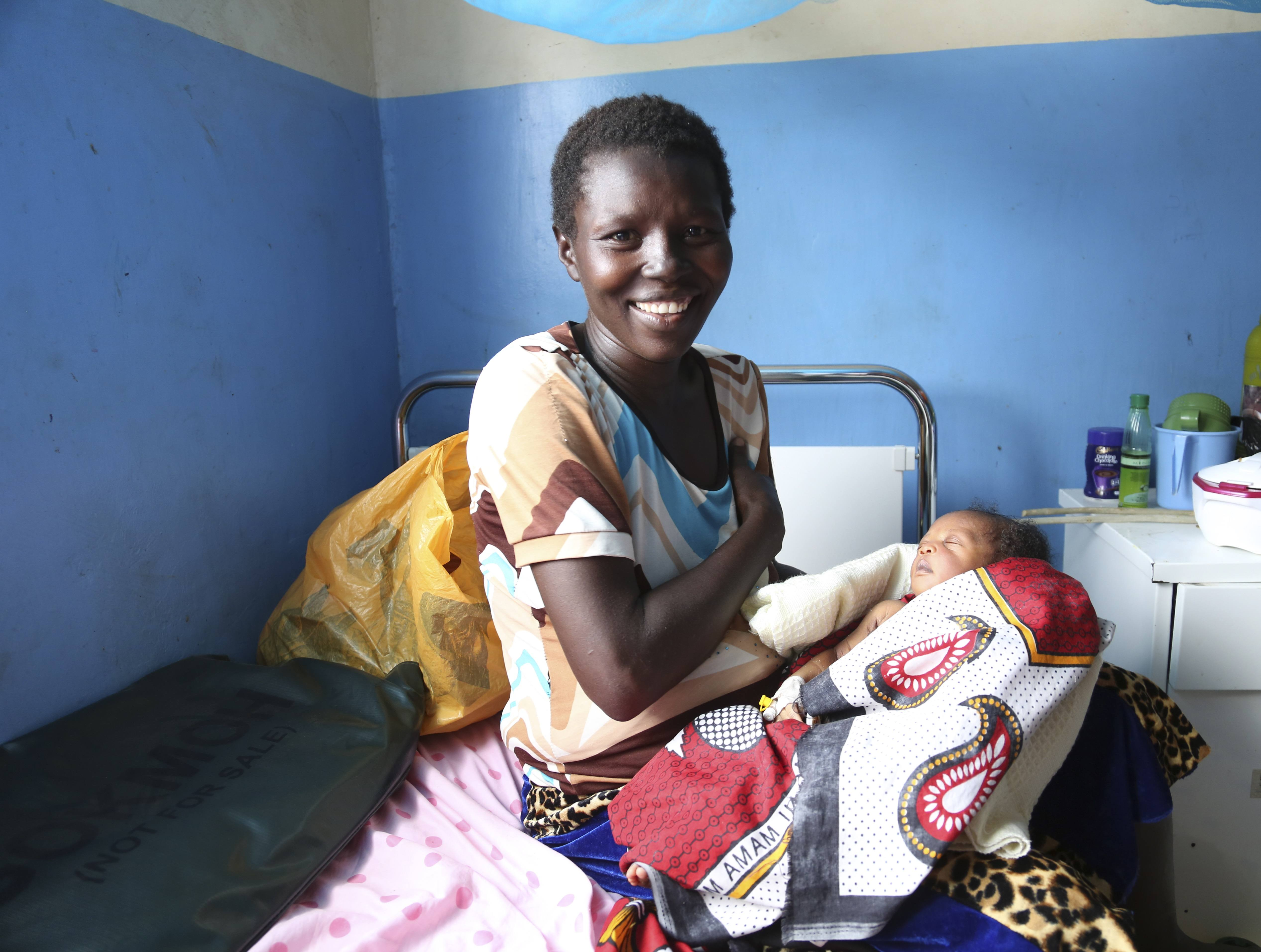 """Supporting maternal health in Lodwar, Kenya"" © 2017 DFID, used under a Creative Commons Attribution license 2.0 https://creativecommons.org/licenses/by/2.0/"