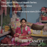 New Online Course From The Lancet Maternal Health Series