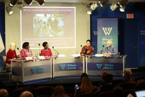 Panel: Celebrating the 30th Anniversary of the Safe Motherhood Initiative at the Wilson Center