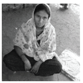 A mother in Nandurbar narrating her experience of CareMother