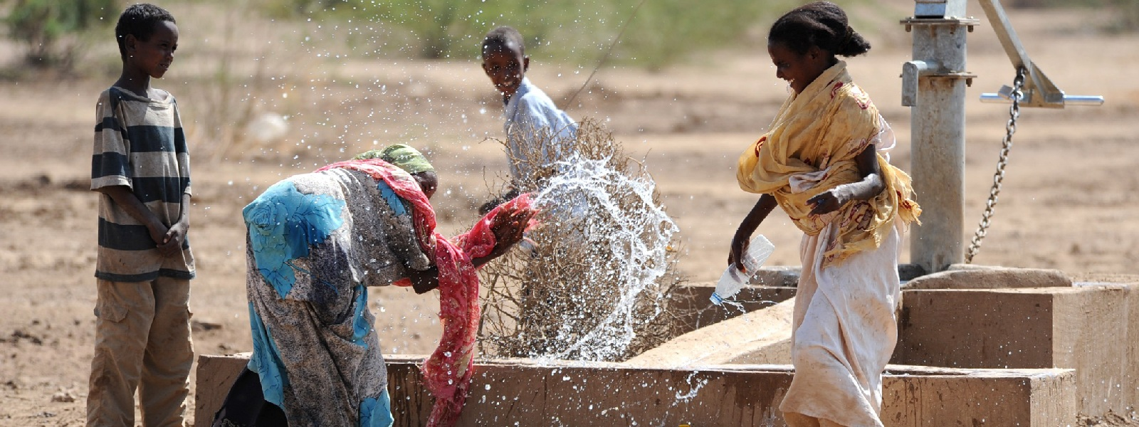 Lack of access to clean water is a major contributor to the global disease burden. Girls and women spend more time collecting water than boys and men.