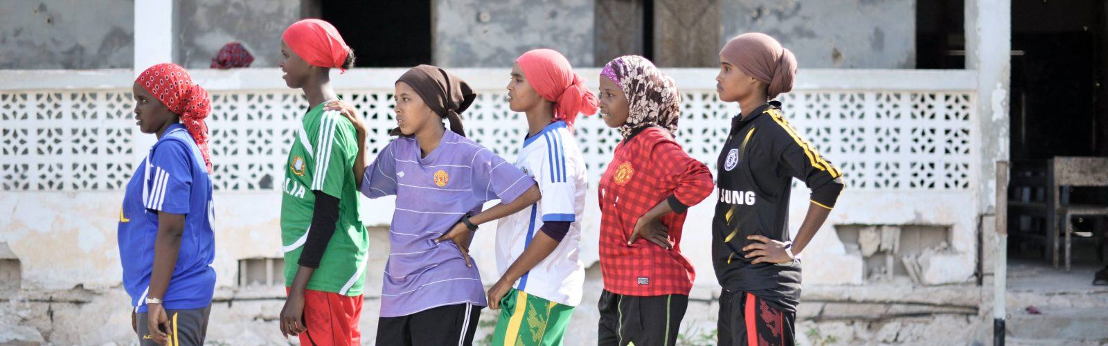 Diet and exercise are important factors in preventing disease. Ensuring women have adequate access to physical activity is vital.