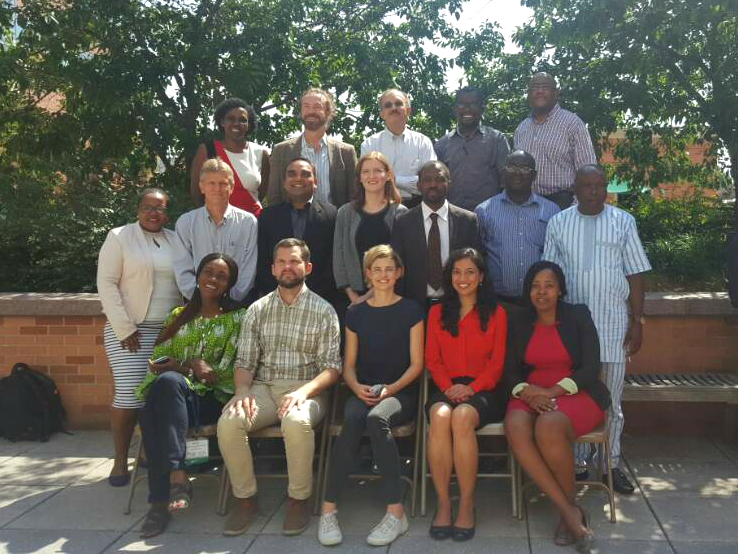 2017-2018 Fellows – Fogarty Global Health Training Program
